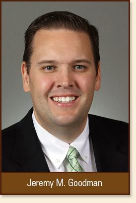 Jeremy M. Goodman